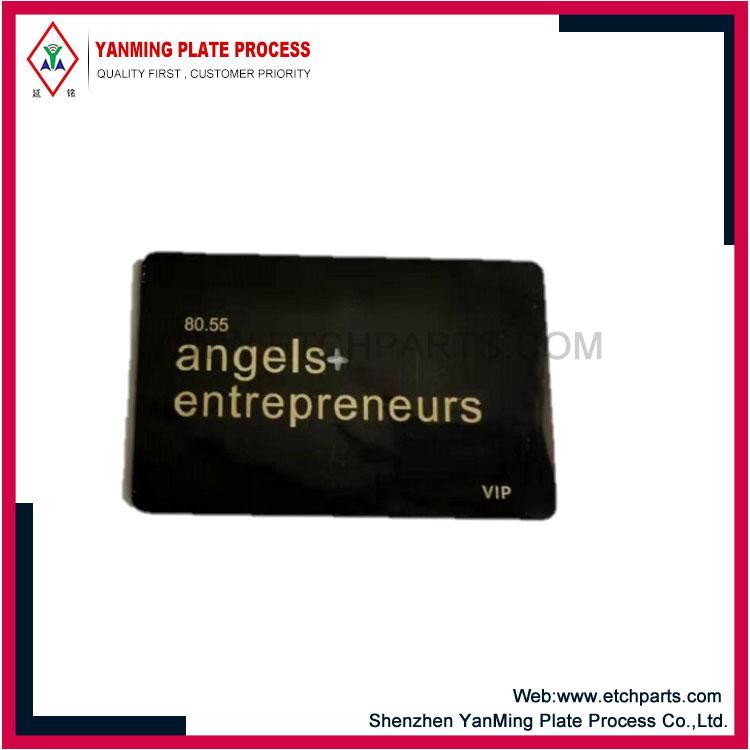 Metal VIP Card